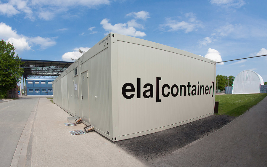ELA Container - Bau ABC in Containern
